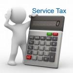 service tax date
