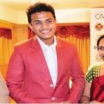nischal narayanam youngest ca india