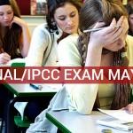 CA Final & IPCC Examination Details