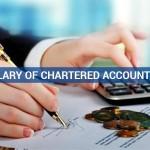 payable salary chartered accountants