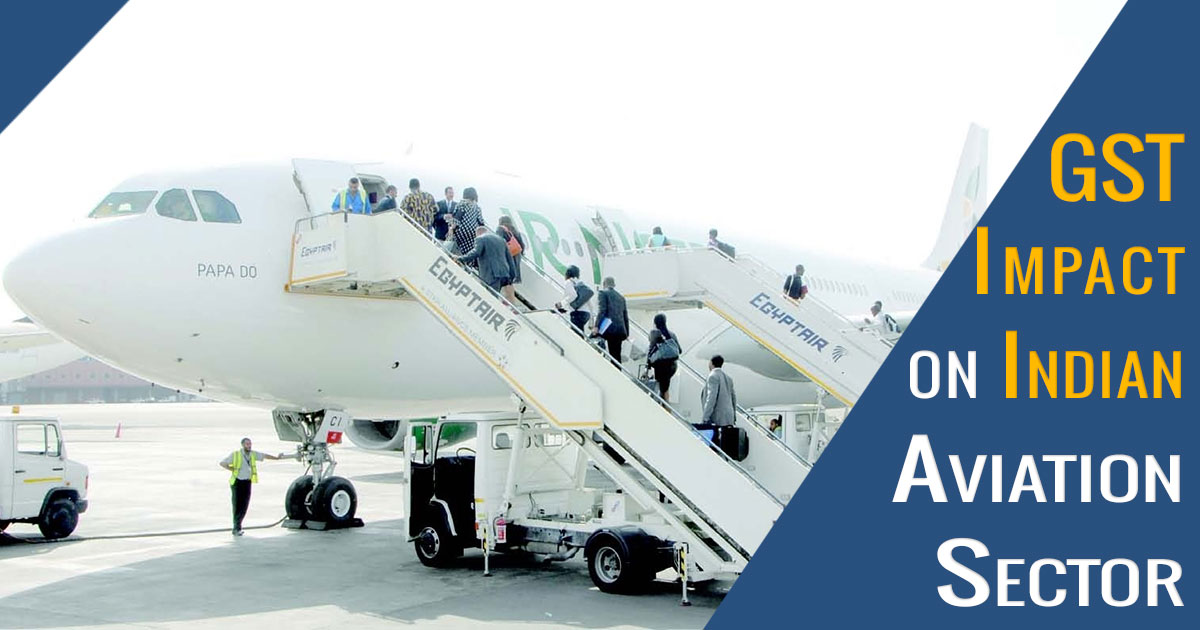 GST Impact on Indian Aviation Sector | SAG Infotech