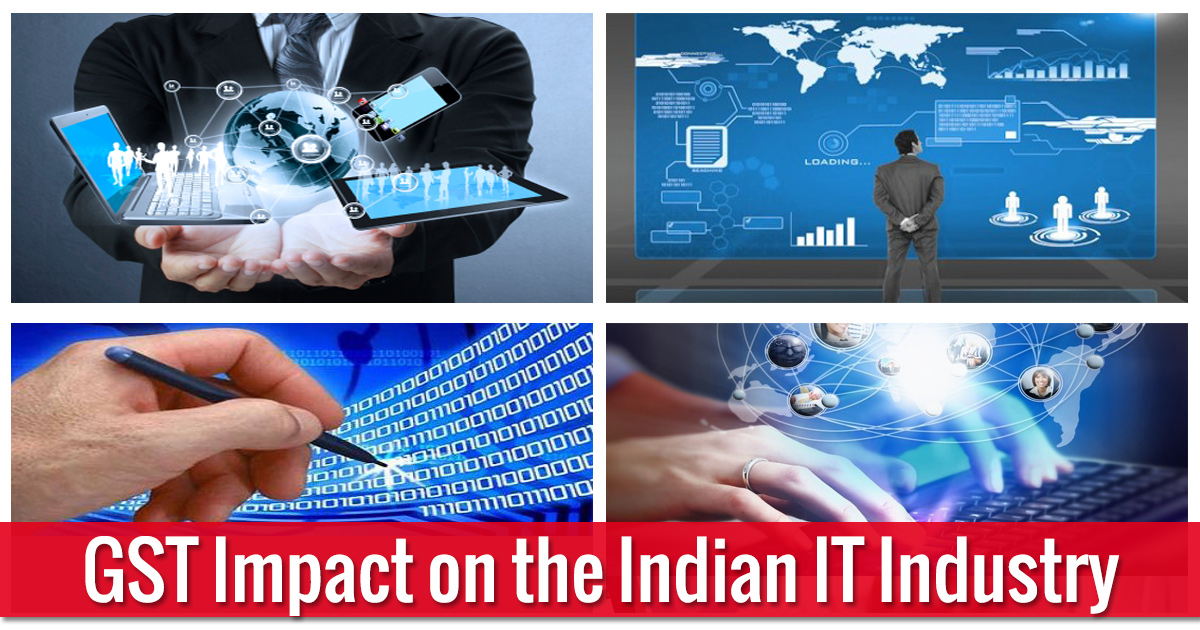 GST Impact on the Indian IT (Information Technology) Industry