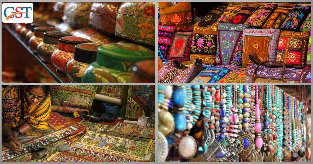 Impact Of Gst Over Indian Handicraft Industries Sag Infotech