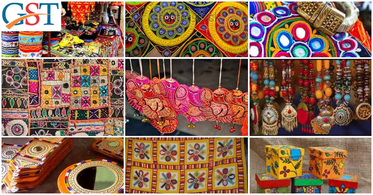 Gst Council Meeting To Decide Items Included In Handicraft Sag