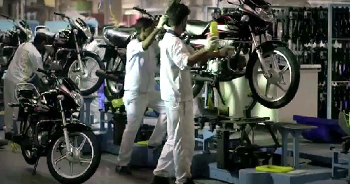 Top Motorcycle Manufacturer Company Seeks Lower GST Slab Rate