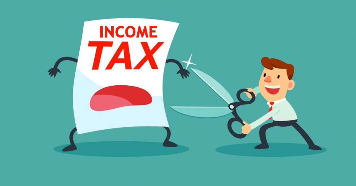 Section-Based Income Tax Saving Tips For Salaried Person   SAG ...