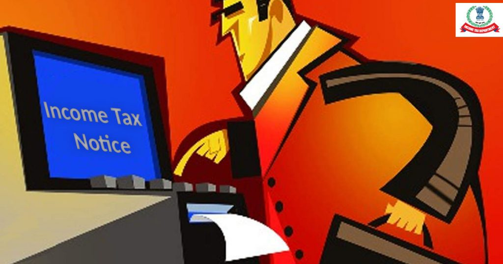 Income Tax Notice Online
