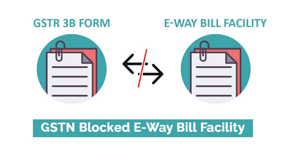 E-Way Bill Facility Blocked for More than 3 Lakh Non Filers