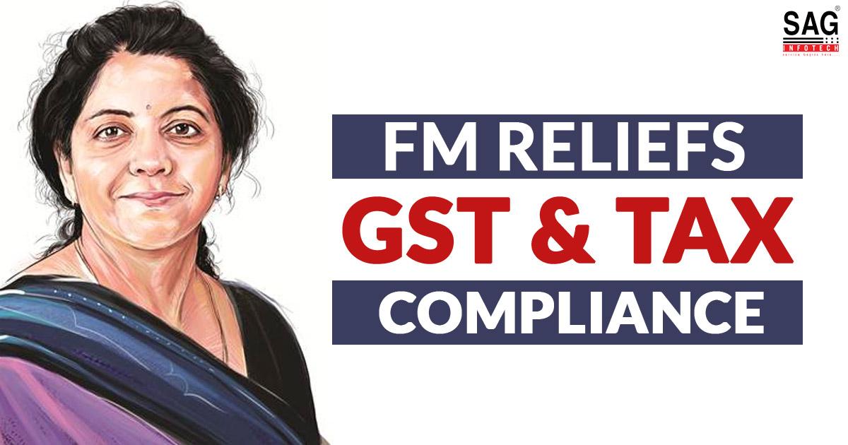 FM Reliefs GST & Tax Compliancea